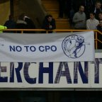 Banner of the week: Millwall, someone likes 'em – NO TO CPO