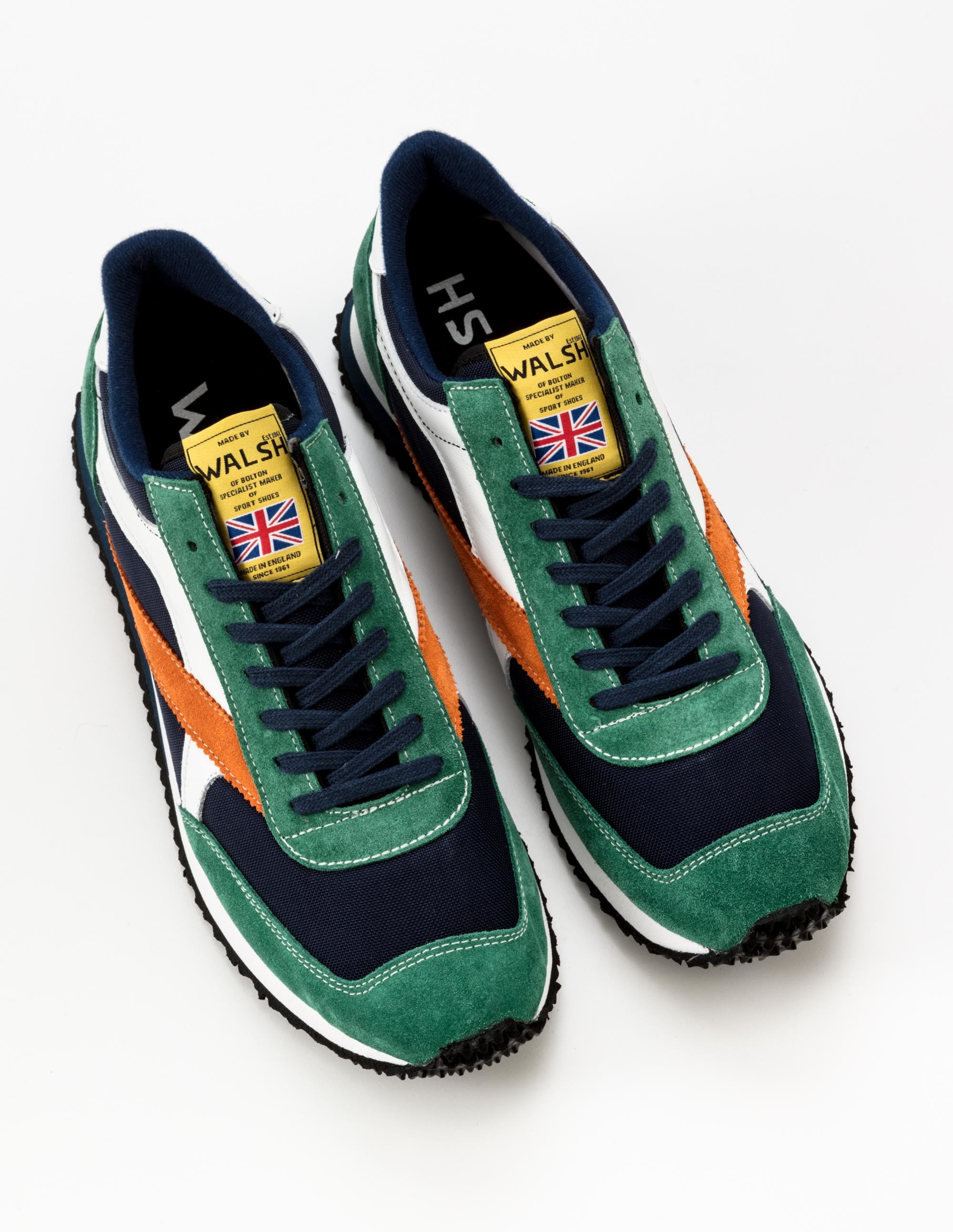 Walsh trainers – the last of the