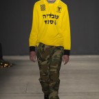 Israeli racist chic comes to New York Fashion Week