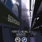 The Battle of Bermondsey: Fisher FC v Millwall XI Sat 8 July