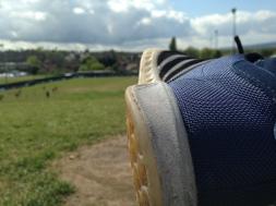 Overlooking the ground Fisher v Sevenoaks