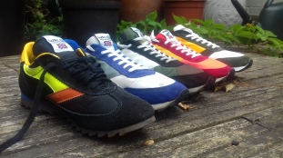 5 Walsh trainers
