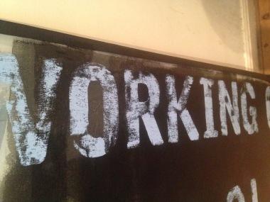 working class art